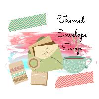 Themed Envelope #3 Pink