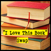 I Love This Book! Swap - March