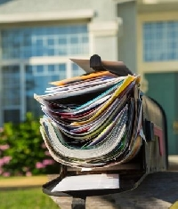 Stuff the Mailbox #29