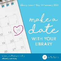 Library Lovers' Month 2021: Letter Swap