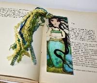WIYM: Handmade Bookmark USA