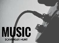 Musical Scavenger Hunt PC #2