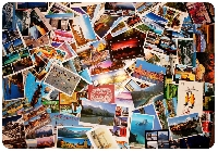 USED postcards swap #10