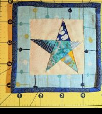 Micro Mini Quilt and Letter
