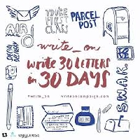 Write On Challenge #2 Int'l