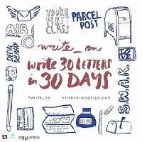 Write On Challenge #3 Int'l