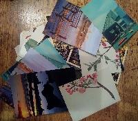USED postcards swap #12