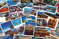 Destash Unwanted Postcards to 2 Partners #9