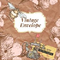 Vintage Envelope #2