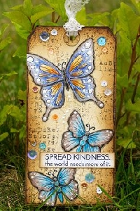 TAG SWAP 2 FOR 2: BUTTERFLIES