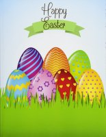 Easter Card and Goodies #2