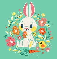 Easter Cards for 6