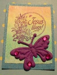 CF - Easter Card