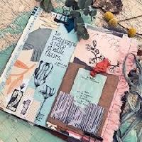 Art (Junk) Journaling Experiment 107