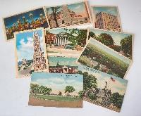 VES: Linen Postcard Swap #3