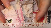 YTPC: Fabric Swatch Tags USA
