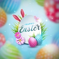 Happy Profile- Easter