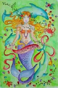 MLU: Mermaid Stocking Stuffer #4 USA