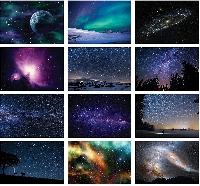 Celestial/Galaxy/Space Theme PC