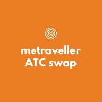 metraveller ATC series: Postage Stamps - USA