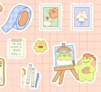 1 oz of Cute Stationery (▰˘◡˘▰) !