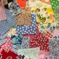 Fabric Scraps Quick Ship Swap