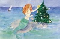MLU: Mermaid Stocking Stuffer #5 USA