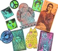 OMAE: Handmade Stickers