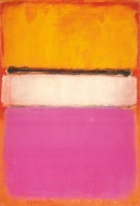 Rothko-Inspired Minizine