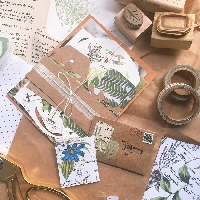 Floral-Themed Swap International🌼🌸🌷
