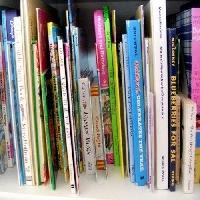 MAE- children's books envelopes