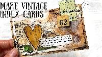 USAPC: Index Card Collage Art #3