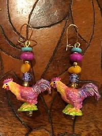 Whimsical Earrings Swap