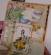 YTPC:  EZ 3-Envelope Journal