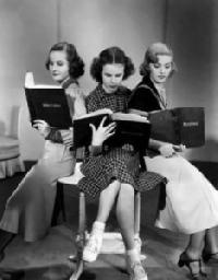 LLU: Dangerous Women Read!