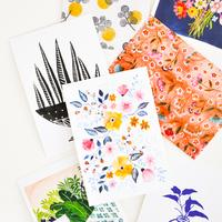 6 Postcards - US Only - Newbies welcome