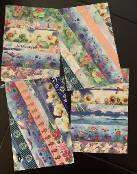 simple washi strips postcards-summer-USA only