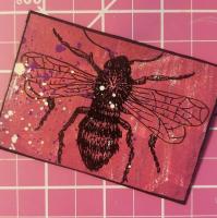 Bee ATCs - Newbie Friendly