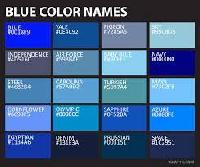 JIFJJ: COLOR! BLUE