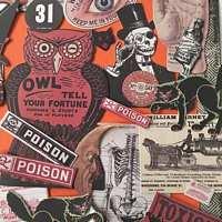 HEUSA: Halloween Inspire Me Kit - June