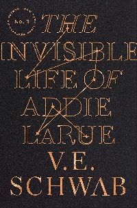Book Club : The Invisible Life of Addie LaRue
