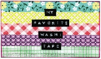 EPUSA: Washi Tape Series #2 Journal Cards