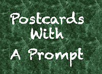 Postcards With a Prompt #139 - US Only