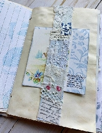Belly Band and Pocket Page swap