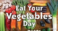 Profile Deco Swap - Eat Your Vegetables Day