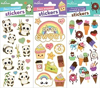 Curated Sticker Sheet Swap #1