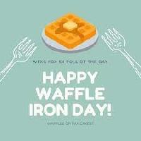 Profile Deco Swap -  Waffle Iron Day