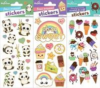 Curated Sticker Sheet Swap #2 USA