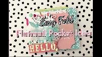 YTPC: Easy Fold 6X6 Flat Mail Pockets USA