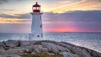 Lighthouse postcard swap